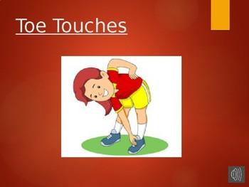 First Grade sight word Kinetics PowerPoint Week 10