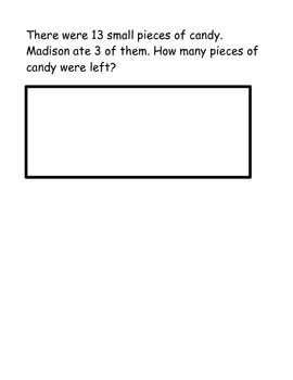 First Grade End of Year Math Assessment