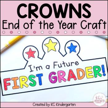 First Grader Crown