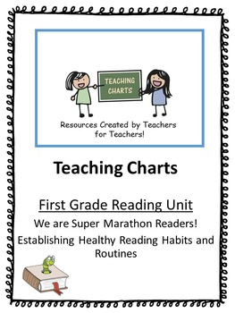 First Grade Reading Curriculum: Launching Reading Workshop & Reading Routines