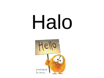 First Greeting and Response
