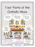 First Holy Catholic Communion Preparation/ Parts of Mass: What Does it All Mean?