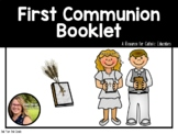 First Holy Communion Book for Catholic Schools