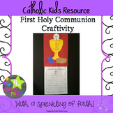 First Holy Communion Craft