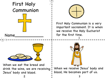 Communion Coloring Page Worksheets Teaching Resources Tpt