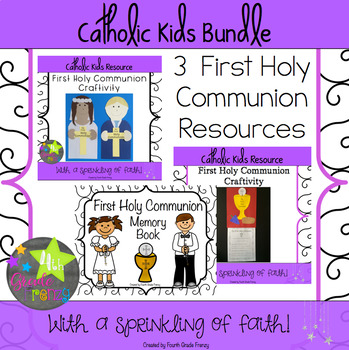 First Holy Communion Resource Bundle