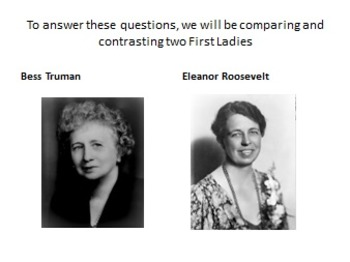 First Ladies and the Role of a Spouse