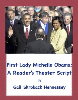 First Lady Michelle Obama: Biographical Play(A To Tell the Truth Play)