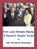 Michelle Obama: First Lady,Reader's Reader's Scrip(A to Tell the Truth Play)