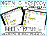 First/Last Day Feels Digital Resource Bundle