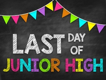 First & Last Day of School Signs Pack {Neon & Chalkboard Edition}