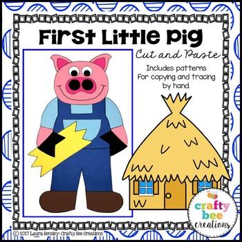 First Little Pig Craft