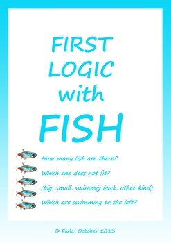 First Logic with Fish
