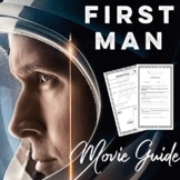 First Man 2018 Movie Activity - Neil Armstrong