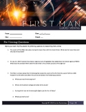First Man Movie Guide (2018) Guided Viewing Worksheet