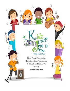 First Month Free Download of Kidz Jump Jam n' Jive Year 1