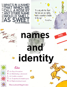 Names and Identity