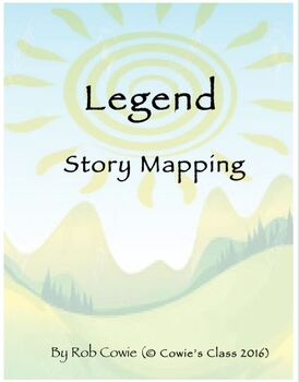 First Nation (Aboriginal) Legend Story Mapping