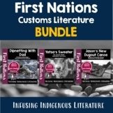 First Nations' and Native American Customs - Literature Mi