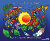 First Nations Indigenous Native Activity Poster