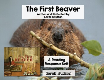 First Nations Legends - The First Beaver