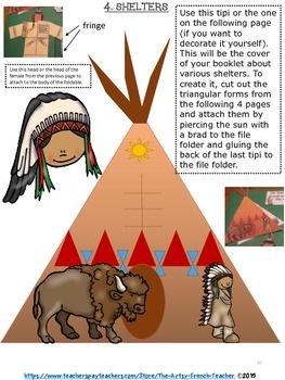 First Nations Meet the First Explorers: Interactive Gr 5 Social Studies Notebook