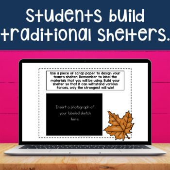 Digital First Nations, Métis, and Inuit Shelter Inquiry and STEM Project