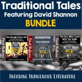 First Nations' Native American Legends Bundle featuring David Shannon