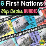 First Nations Research Writing Flip Books BUNDLE