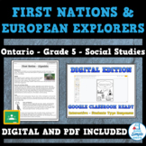 First Nations and European Contact Reading Comprehension Passages