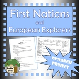 First Nations and European Explorers Research Project + rubric