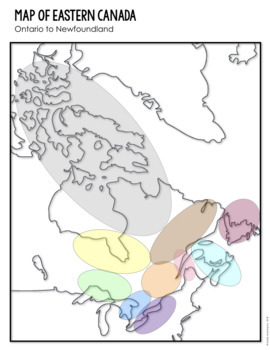 ONTARIO SOCIAL STUDIES: GR. 5 First Nations and Europeans in Early Canada