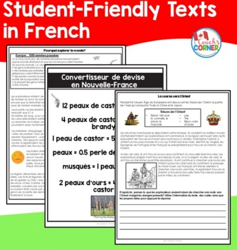 First Nations and Europeans in New France Part 2 - FRENCH VERSION