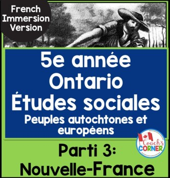 First Nations and Europeans in New France Part 3 - FRENCH VERSION
