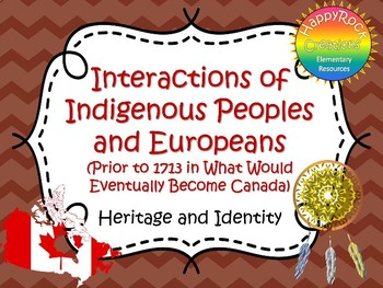 First Nations and Europeans in New France and Early Canada
