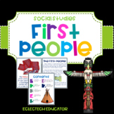 Canada First Nations and Metis Bundle