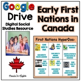 First Nations in Early Canada Google Drive Digital Resource and HyperDoc