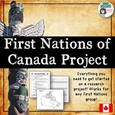 First Nations, Inuit and Metis of Canada Project