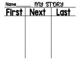 First, Next, Last Organizer