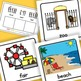 First, Next, Last - School Holidays - Boardmaker Visual Ai