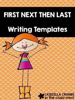 First Next Last Writing Template