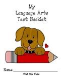 First Nine Weeks Language Arts Tests