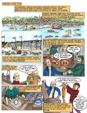First Opium War Short Comic: Imperialism