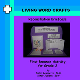 First Penance Reconciliation Briefcase  for Gr. 2