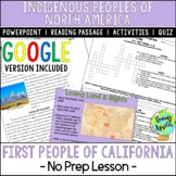 First People of California; Indigenous Peoples of Californ