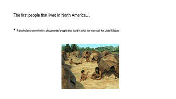 First People of the Americas