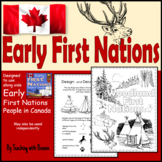 First Nations in Early Canada: Companion Book: Indigenous People