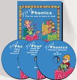 First Phonics videos and lessons