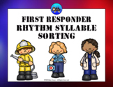 First Responders PPT Rhythm Games BUNDLE - Sound & Note Ve
