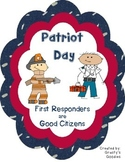 First Responders and Patriot Day (9/11)